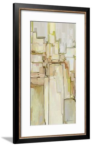 Cliff Dwellers II-James Burghardt-Framed Art Print