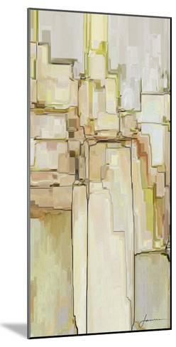 Cliff Dwellers II-James Burghardt-Mounted Giclee Print