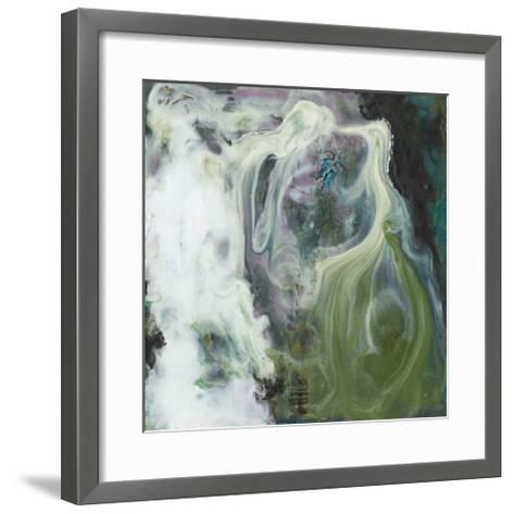 Journey to the Unknown III-Ferdos Maleki-Framed Art Print