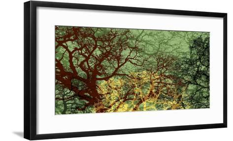 Entangle II-James Burghardt-Framed Art Print