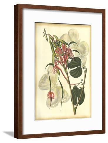 Floral Fantasia I--Framed Art Print