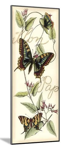 Butterfly Flight I--Mounted Giclee Print
