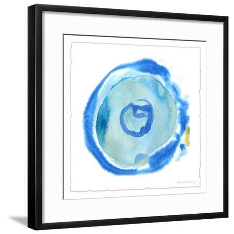 Nebulae II-Alicia Ludwig-Framed Art Print