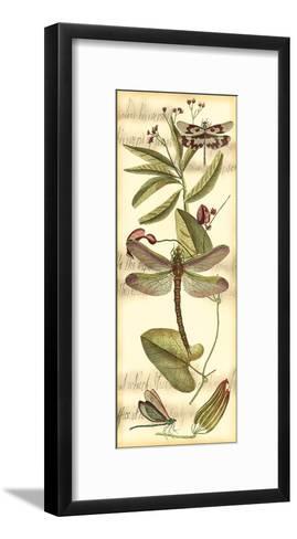 Dragonfly Gathering II--Framed Art Print