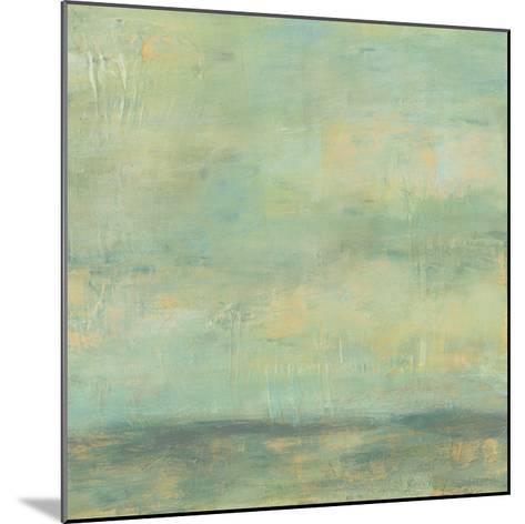 Mint Sky II-Jennifer Goldberger-Mounted Giclee Print