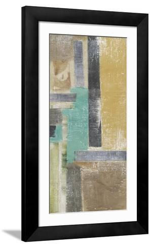 Window Plane II-Jennifer Goldberger-Framed Art Print