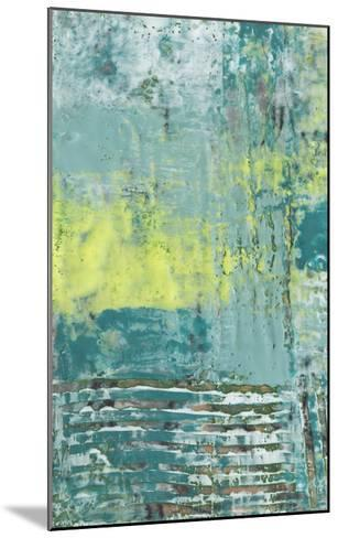 Linear Texture I-Jennifer Goldberger-Mounted Giclee Print