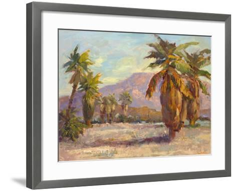 Desert Repose III-Nanette Oleson-Framed Art Print