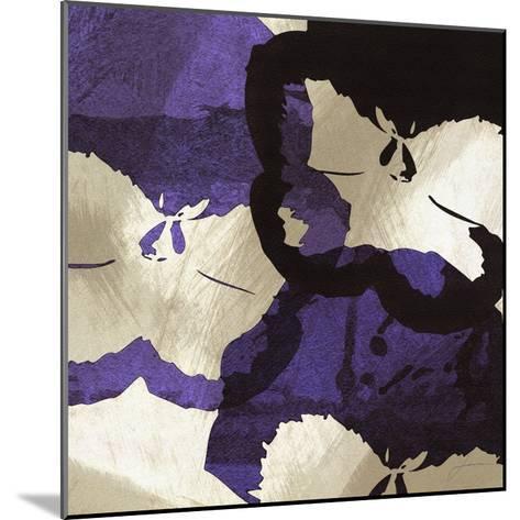 Bloomer Tiles VIII-James Burghardt-Mounted Art Print