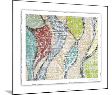 Undulating Color III-Jennifer Goldberger-Mounted Limited Edition