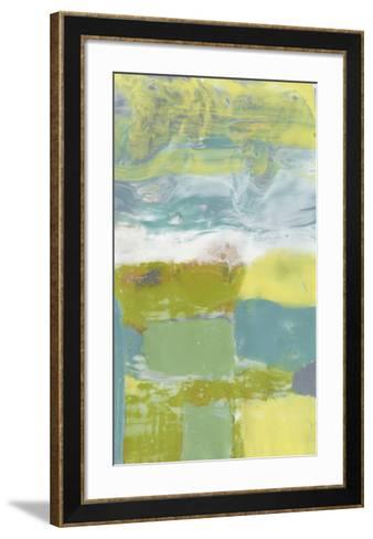 Star Field II-Jennifer Goldberger-Framed Art Print