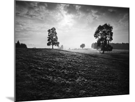 Breaking Light-Martin Henson-Mounted Giclee Print