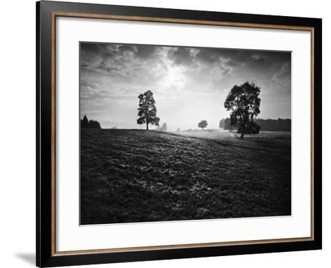 Breaking Light-Martin Henson-Framed Art Print