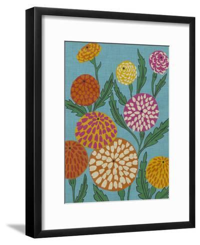 Happy Place I-Chariklia Zarris-Framed Art Print