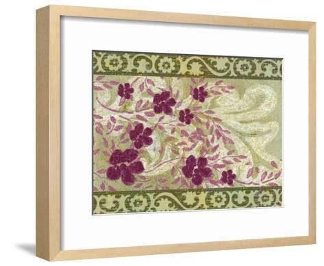 Rococo Celebration II--Framed Art Print