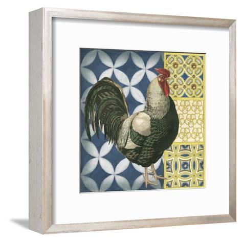 Classic Rooster I--Framed Art Print