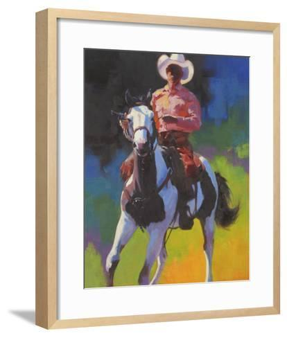 Touch Enough-Julie Chapman-Framed Art Print