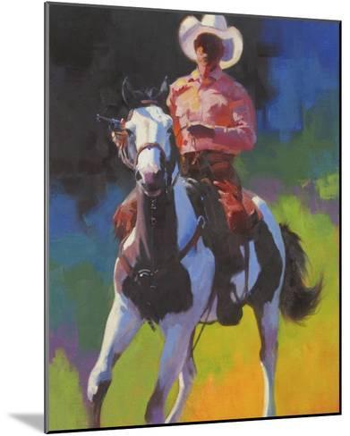 Touch Enough-Julie Chapman-Mounted Art Print