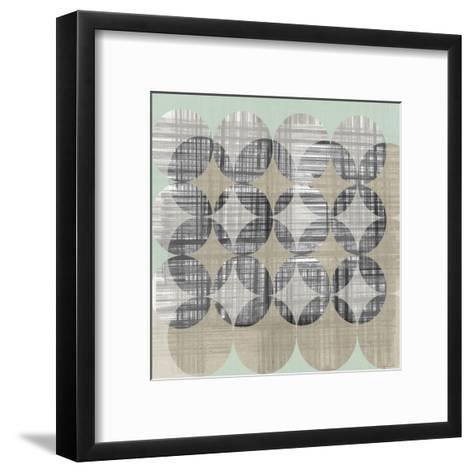 New Pattern I-Jennifer Goldberger-Framed Art Print