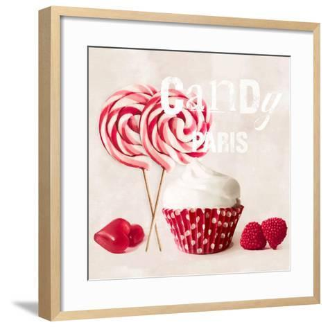 Candy sucettes-Galith Sultan-Framed Art Print