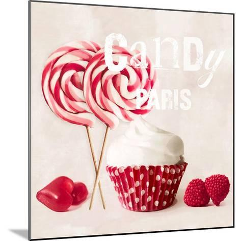 Candy sucettes-Galith Sultan-Mounted Art Print