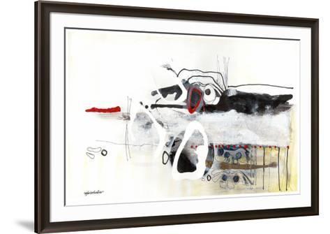 Çapeut nous échapper-Sylvie Cloutier-Framed Art Print