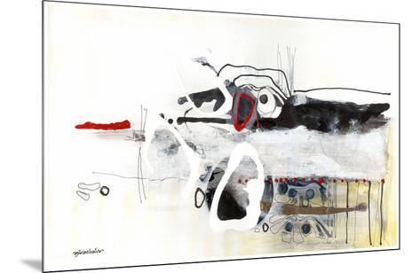 Çapeut nous échapper-Sylvie Cloutier-Mounted Art Print