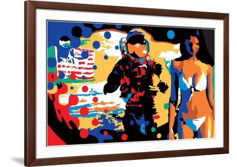 M.Gorsky-Ray Lengel?-Framed Art Print