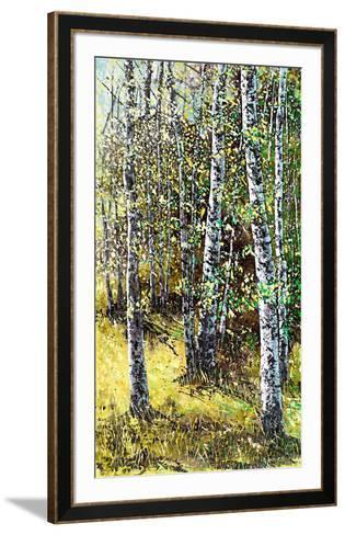 Treescape 6-Carole Malcolm-Framed Art Print