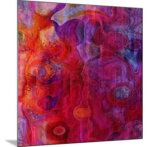 Crazy Colors 2-Jefd-Mounted Art Print