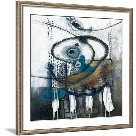 Ouvrez-l'œil-Sylvie Cloutier-Framed Art Print