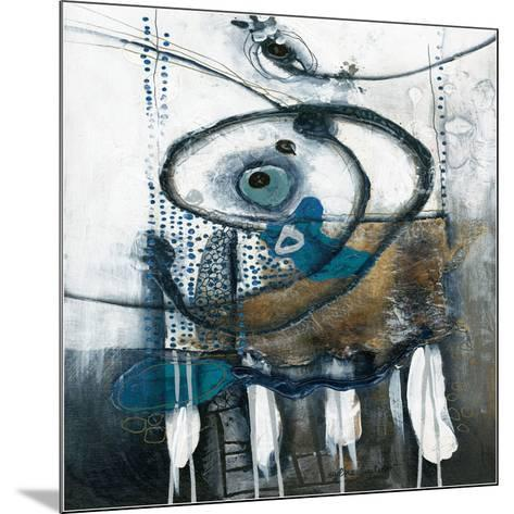 Ouvrez-l'œil-Sylvie Cloutier-Mounted Art Print