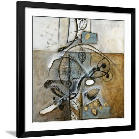 Nervures-Sylvie Cloutier-Framed Art Print