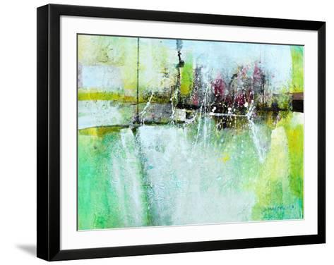 Window box-Carole Malcolm-Framed Art Print