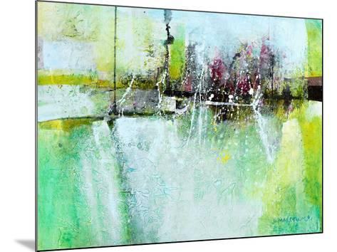 Window box-Carole Malcolm-Mounted Art Print