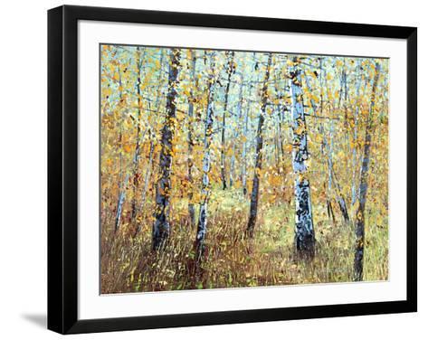 Treescape 7-Carole Malcolm-Framed Art Print