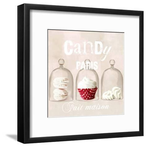 Candy cloches-Galith Sultan-Framed Art Print