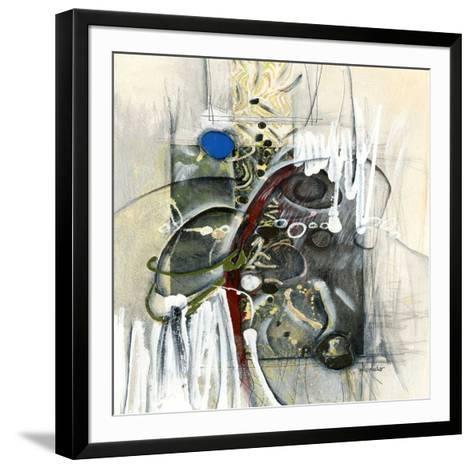 Démarcation-Sylvie Cloutier-Framed Art Print