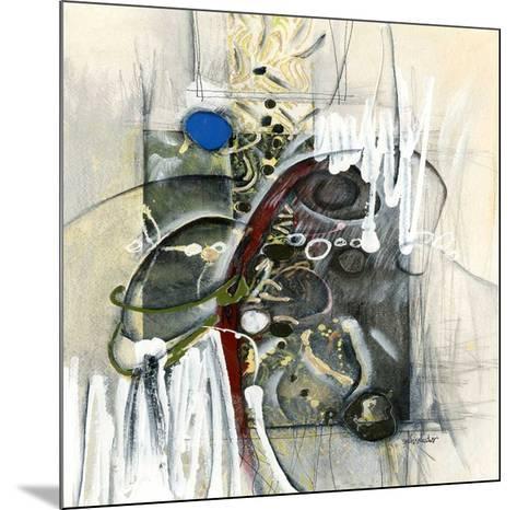 Démarcation-Sylvie Cloutier-Mounted Art Print