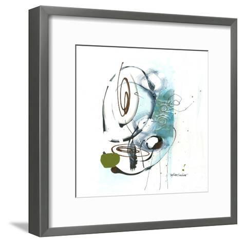 Remplir le paysage III-Sylvie Cloutier-Framed Art Print