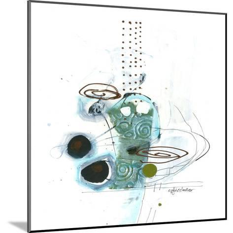 Remplir le paysage IV-Sylvie Cloutier-Mounted Art Print