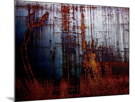 Metal abstract 1-Jean-Fran?ois Dupuis-Mounted Art Print