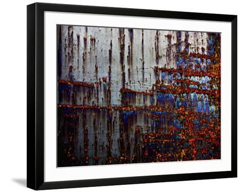 Metal abstract 2-Jean-Fran?ois Dupuis-Framed Art Print
