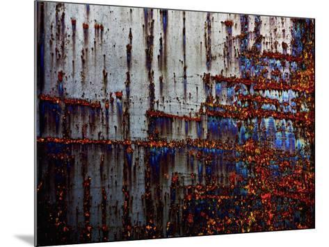 Metal abstract 2-Jean-Fran?ois Dupuis-Mounted Art Print