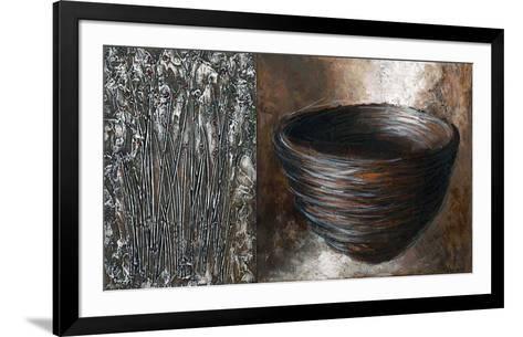 Éphémère-Marie Claprood-Framed Art Print