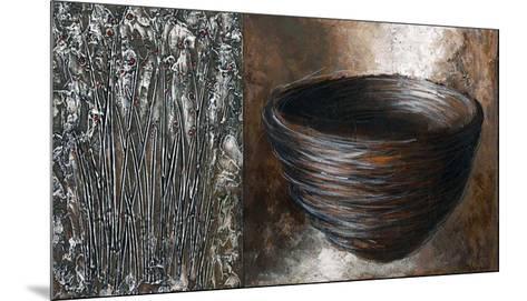 Éphémère-Marie Claprood-Mounted Art Print