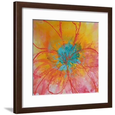 Bouquet I-Caroline Ashwood-Framed Art Print