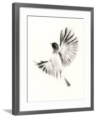 Flutter-Kellas Campbell-Framed Art Print