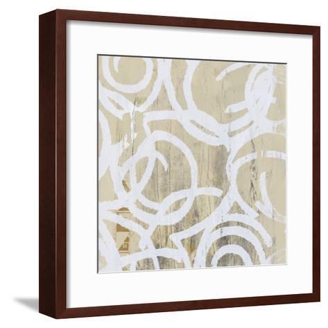 Medley II-Ben James-Framed Art Print
