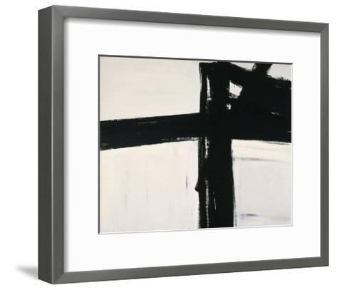 Bethlehem-Franz Kline-Framed Art Print